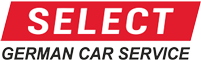 Select German Car Service Logo